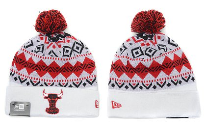 Chicago Bulls New Type Beanie SD 6f26